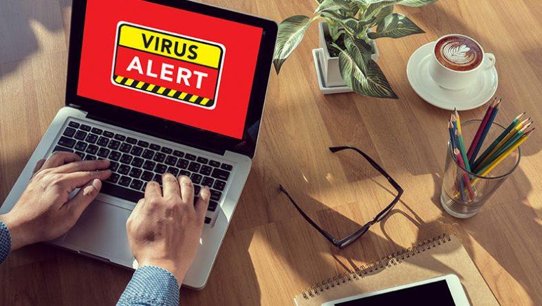 Вирусна атака от името на НАП